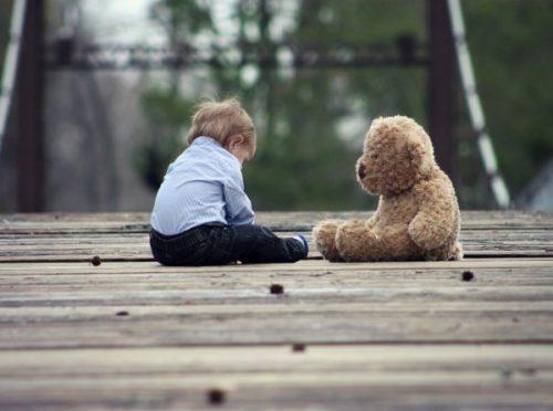 pobreza infantil redondando